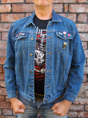 Metalworks 'Iron Duke' Denim Jacket