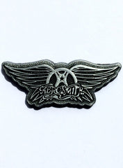 80's Metal Aerosmith Badge