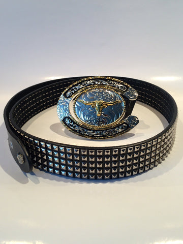 80's Glam - Urban Outlaw Belt