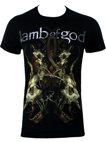 Lamb Of God - Tangled Bones T Shirt
