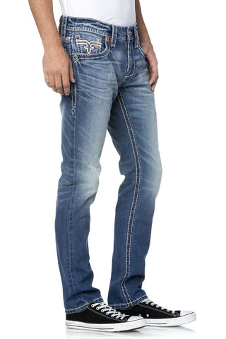 Macon A400 Alt Straight Jeans