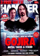 Metal Hammer Magazine - July 2016