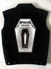 Metalworks Metallica 'Death Magnetic' Battlejacket
