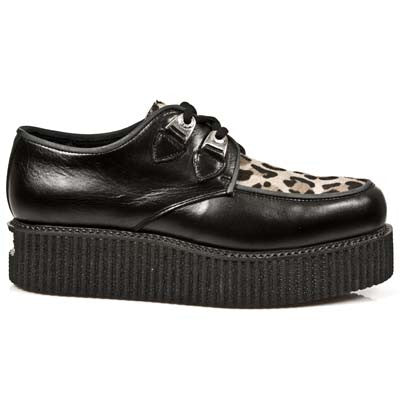 Creepers 2411 C1 Leopard Top