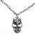 New Rock Grinning Skull & Oversize Neck Chain