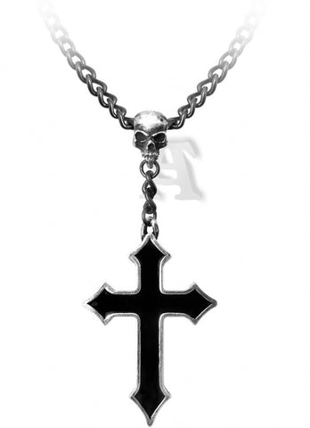 Osbourne's Cross Pendant & Neck Chain