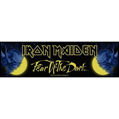 Iron Maiden - Fear Of The Dark Patch
