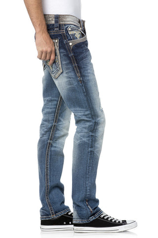 Wales A207 Alt Straight Jeans