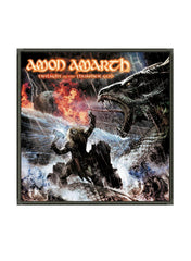 Amon Amarth - Twilight Of The Thunder God Metalworks Patch