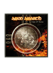 Amon Amarth - Fate Of Norns Metalworks Patch