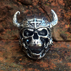 80's Metal Alrik The Barbarian Ring
