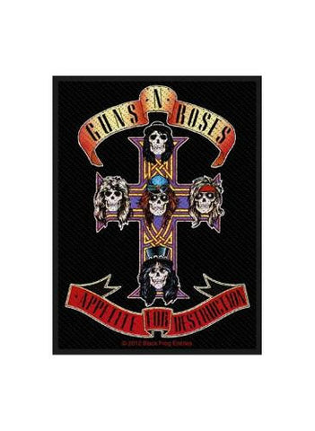 Guns N' Roses - Appetite Back Patch