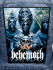 Behemoth - Behemoth 2 Metalworks Back Patch