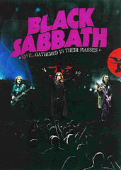 Black Sabbath Gathered In Their Masses Gig DVD