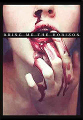 Bring Me The Horizon Album 'Monster' Art
