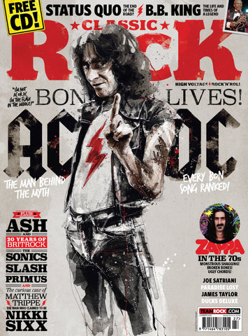 Classic Rock Magazine - Summer 2015