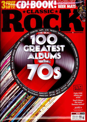 Classic Rock Magazine - May 2016