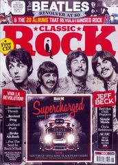 Classic Rock Magazine - August 2016