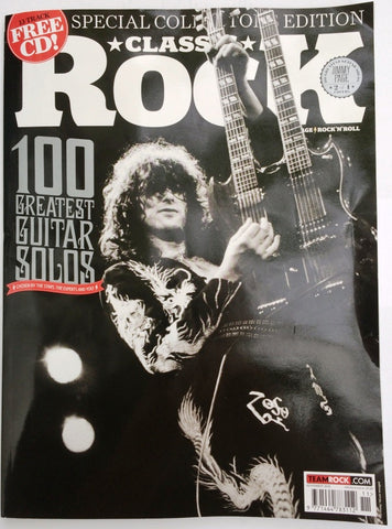 Classic Rock Magazine - November 2016