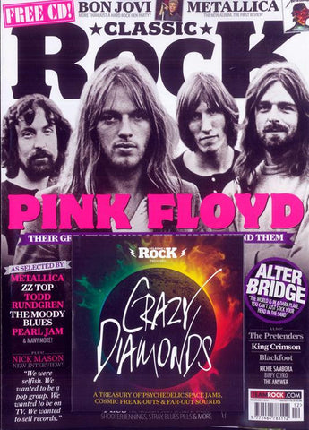 Classic Rock Magazine - December 2016