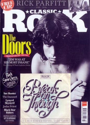 Classic Rock Magazine - March 2017