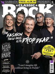 Classic Rock Magazine - April 2017