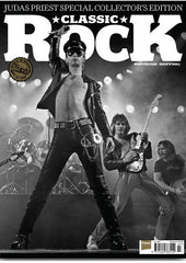 Classic Rock Magazine - July 2017