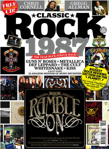 Classic Rock Magazine - Summer 2017