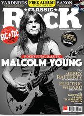 Classic Rock Magazine - February 2018