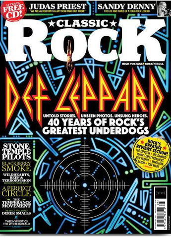 Classic Rock Magazine - May 2018