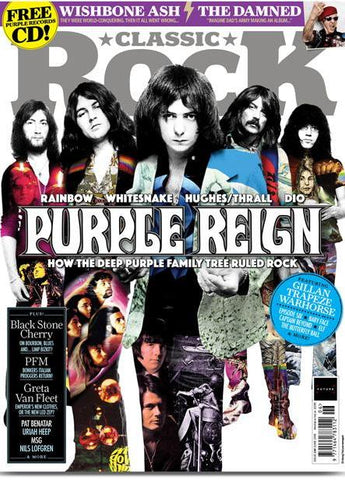 Classic Rock Magazine - June 2018