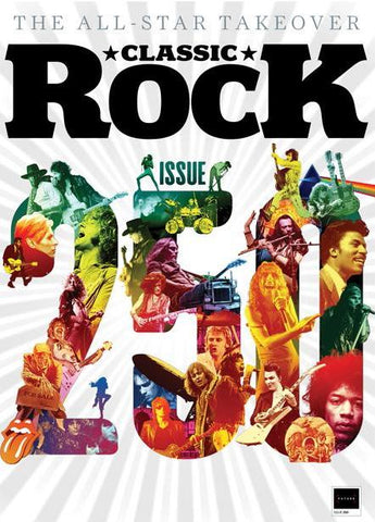 Classic Rock Magazine - July 2018