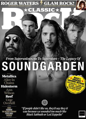 Classic Rock Magazine - August 2018