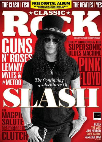 Classic Rock Magazine - September 2018