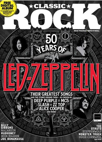 Classic Rock Magazine - October 2018