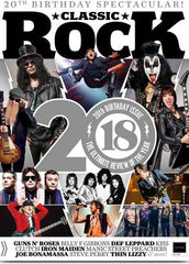 Classic Rock Magazine - January 2019