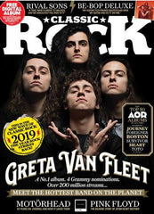Classic Rock Magazine - February 2019