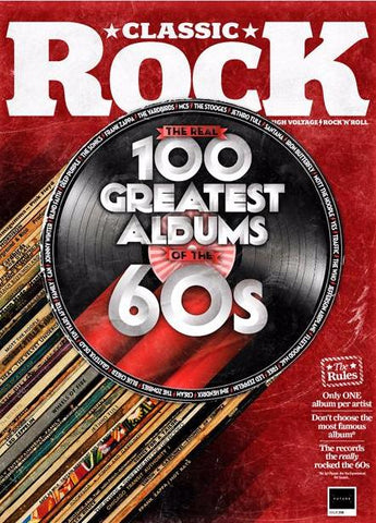 Classic Rock Magazine - March 2019