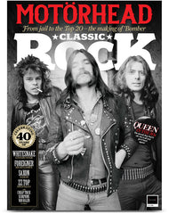 Classic Rock Magazine - July 2019.