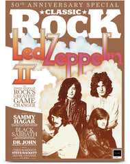 Classic Rock Magazine - August 2019