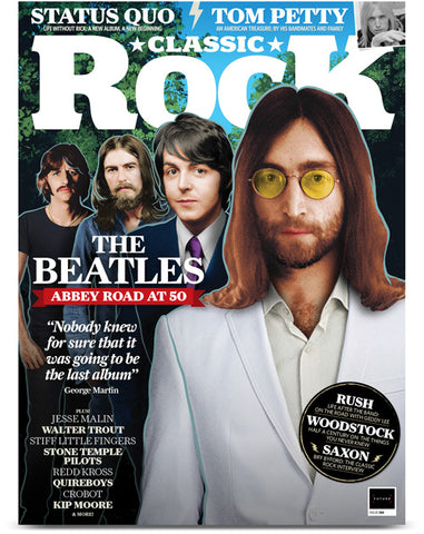 Classic Rock Magazine - September 2019