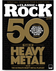 Classic Rock Magazine - October 2019