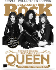 Classic Rock Magazine - November 2019