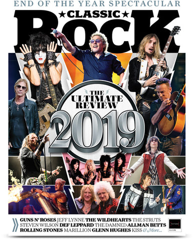 Classic Rock Magazine - January 2020