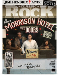Classic Rock Magazine - February 2020