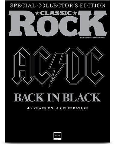 Classic Rock Magazine - April 2020