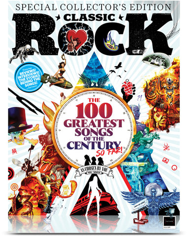 Classic Rock Magazine - Summer 2020