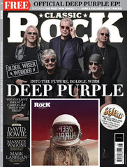 Classic Rock Magazine - August 2020