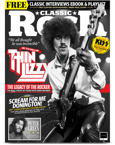 Classic Rock Magazine - September 2020