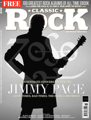 Classic Rock Magazine - November 2020